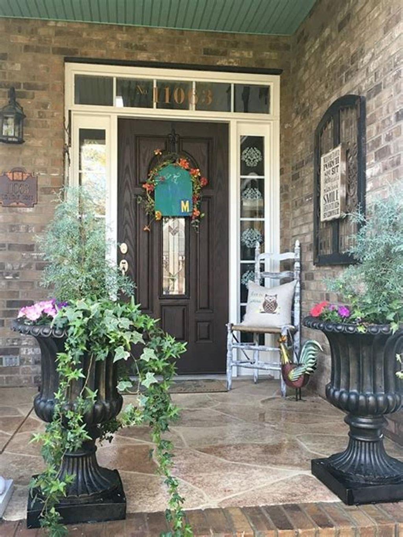 The Best Spring Porch Decoration Ideas 10