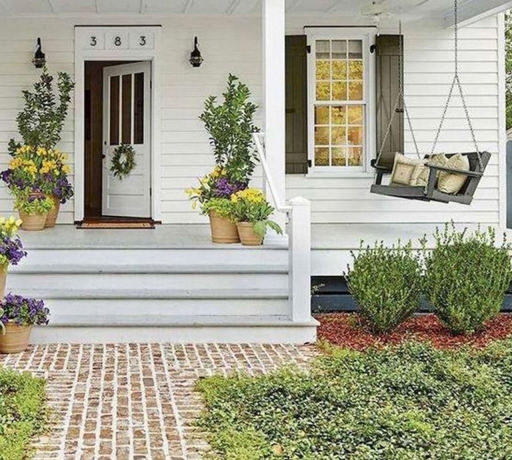 The Best Spring Porch Decoration Ideas 15
