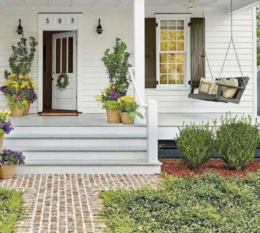 The Best Spring Porch Decoration Ideas 15