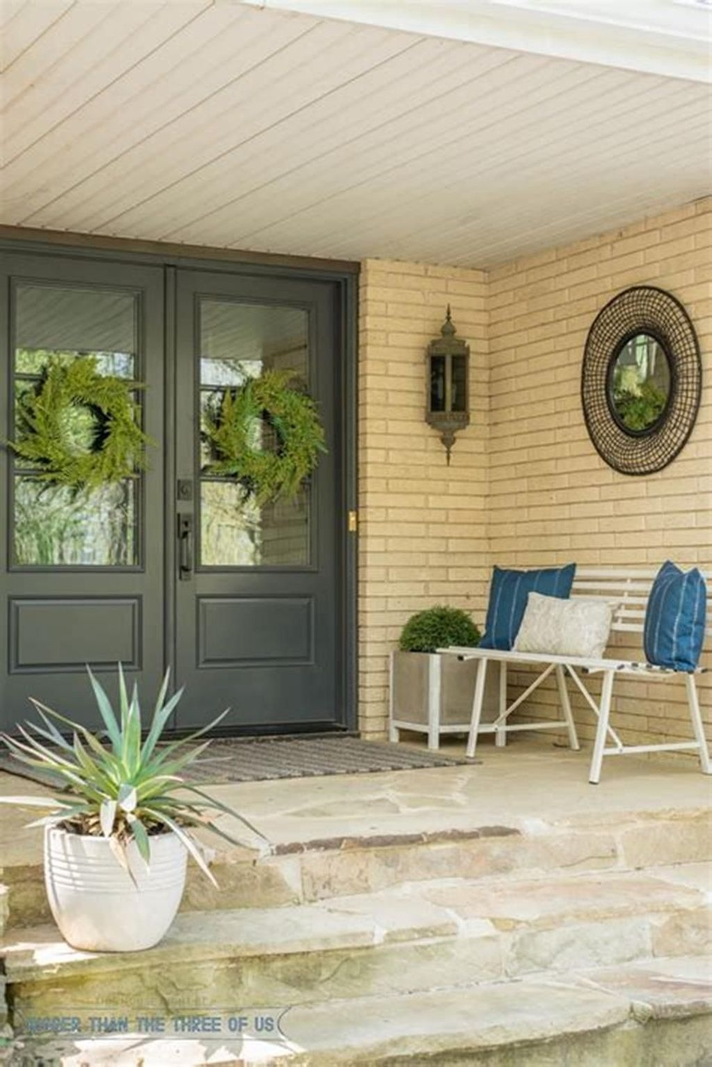 The Best Spring Porch Decoration Ideas 24