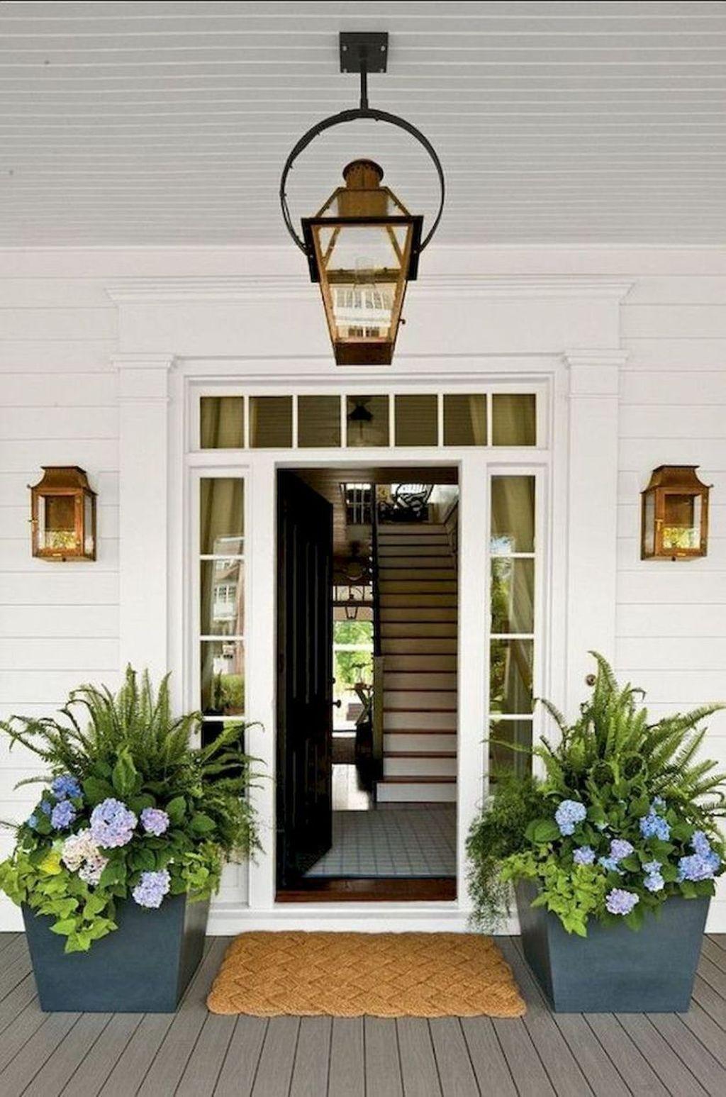 The Best Spring Porch Decoration Ideas 34