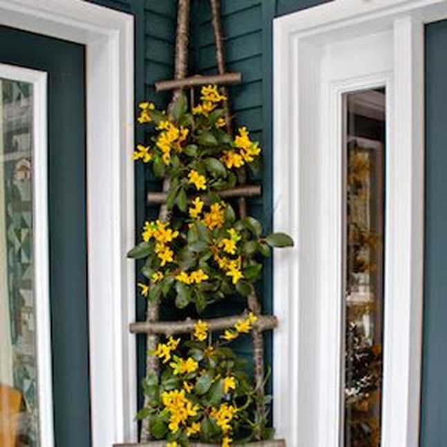 The Best Spring Porch Decoration Ideas 47