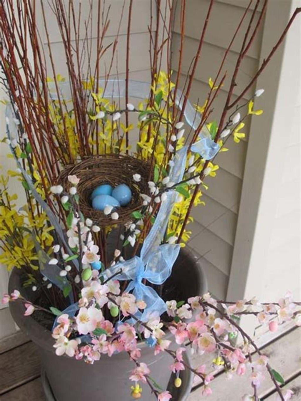 The Best Spring Porch Decoration Ideas 48