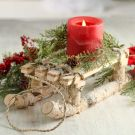 Amazing Christmas Decor For Kitchen Table 25