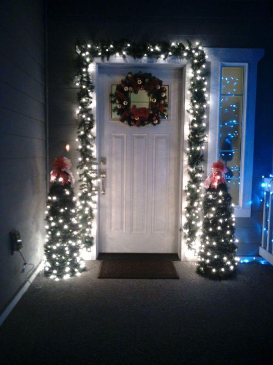 Amazing Christmas Lights Tree Decoration Ideas 17
