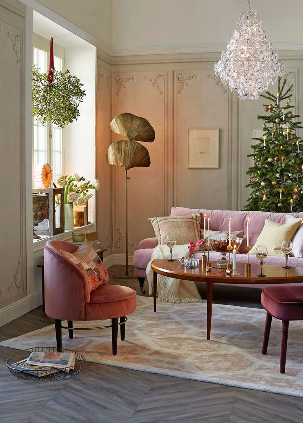 Beautiful Christmas Interior Design Ideas You Never Seen Before 09