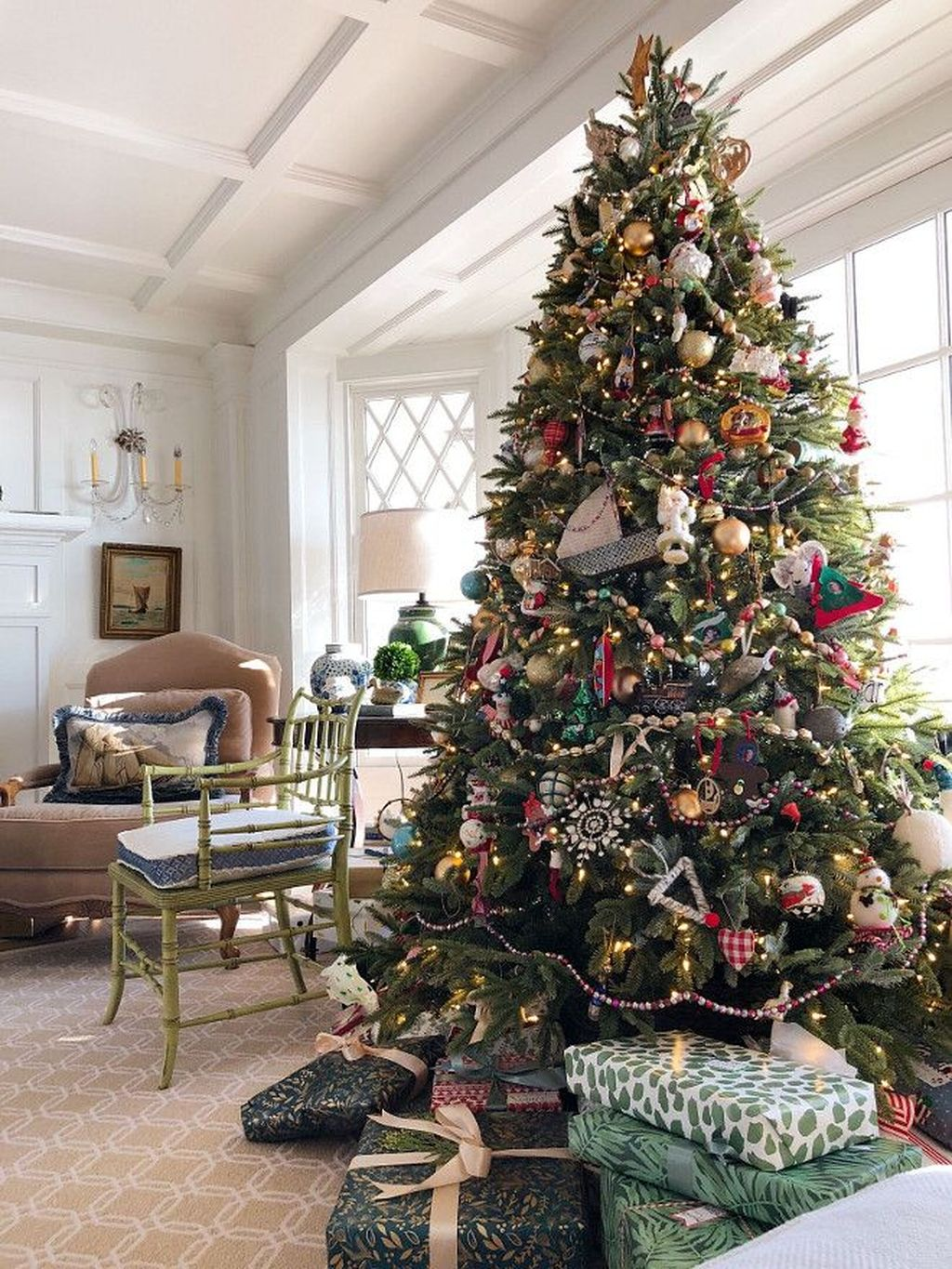 Beautiful Christmas Interior Design Ideas You Never Seen Before 17
