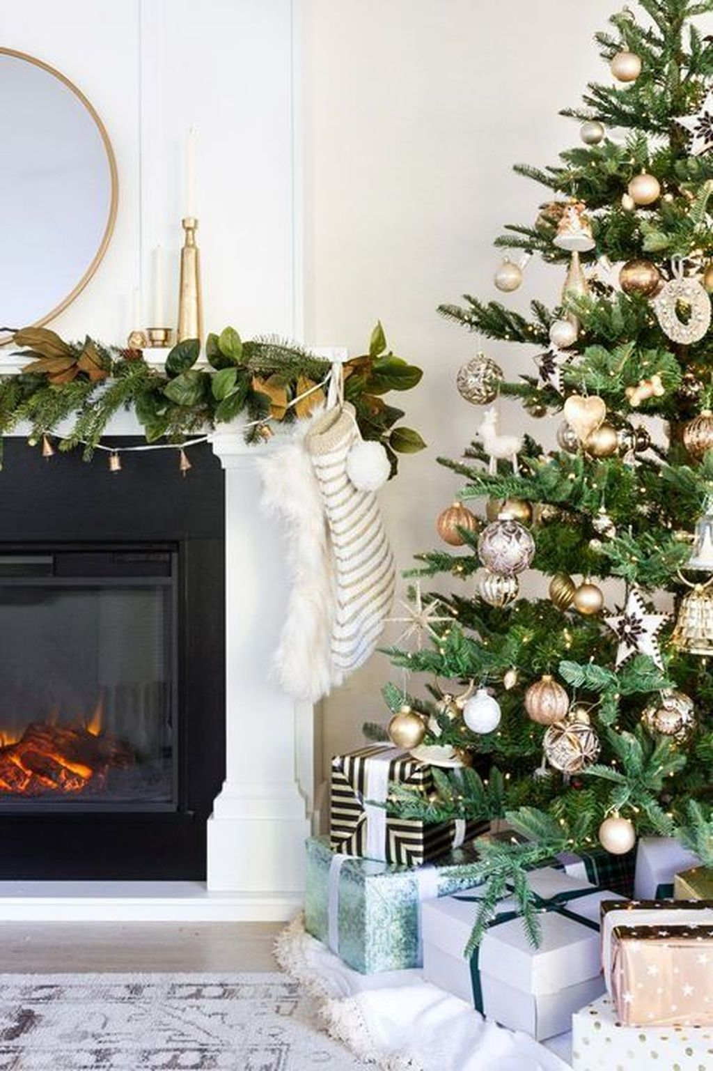 Beautiful Christmas Interior Design Ideas You Never Seen Before 25