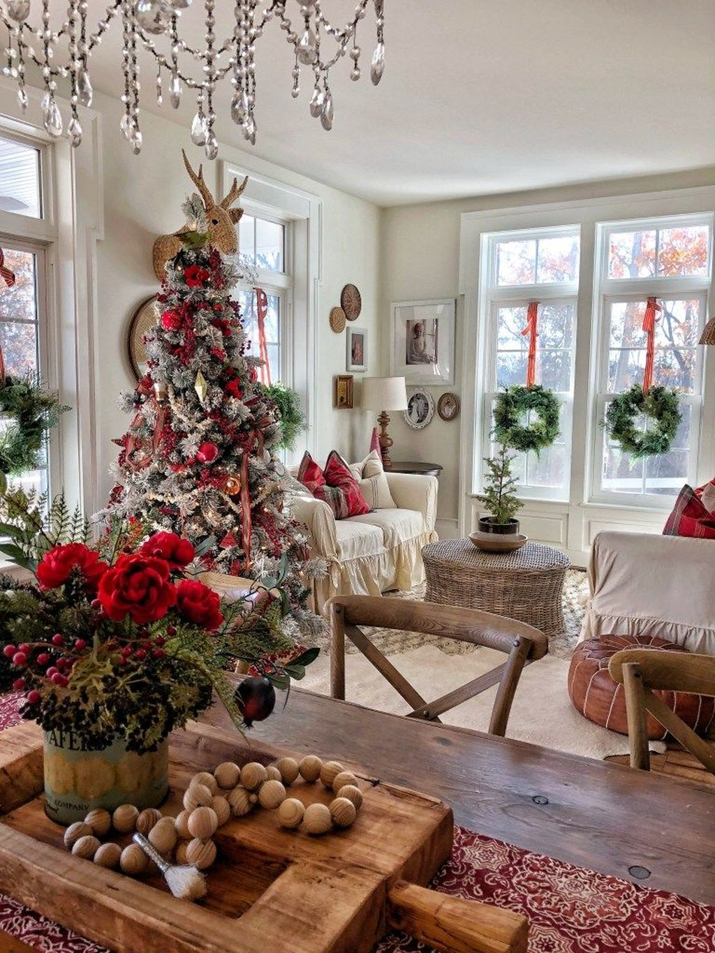 Beautiful Christmas Interior Design Ideas You Never Seen Before 31