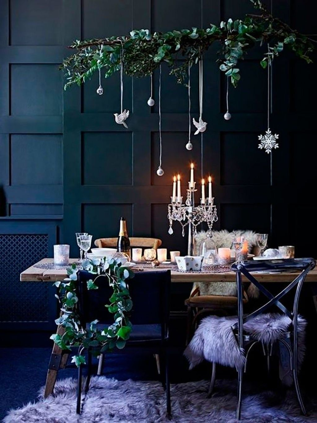 Beautiful Christmas Interior Design Ideas You Never Seen Before 41