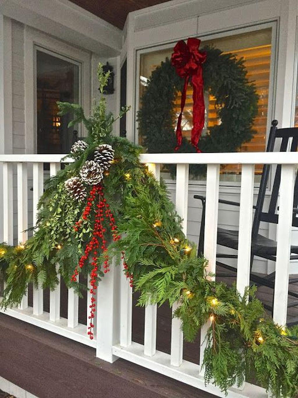 Fabulous Christmas Patio Decor Ideas 07