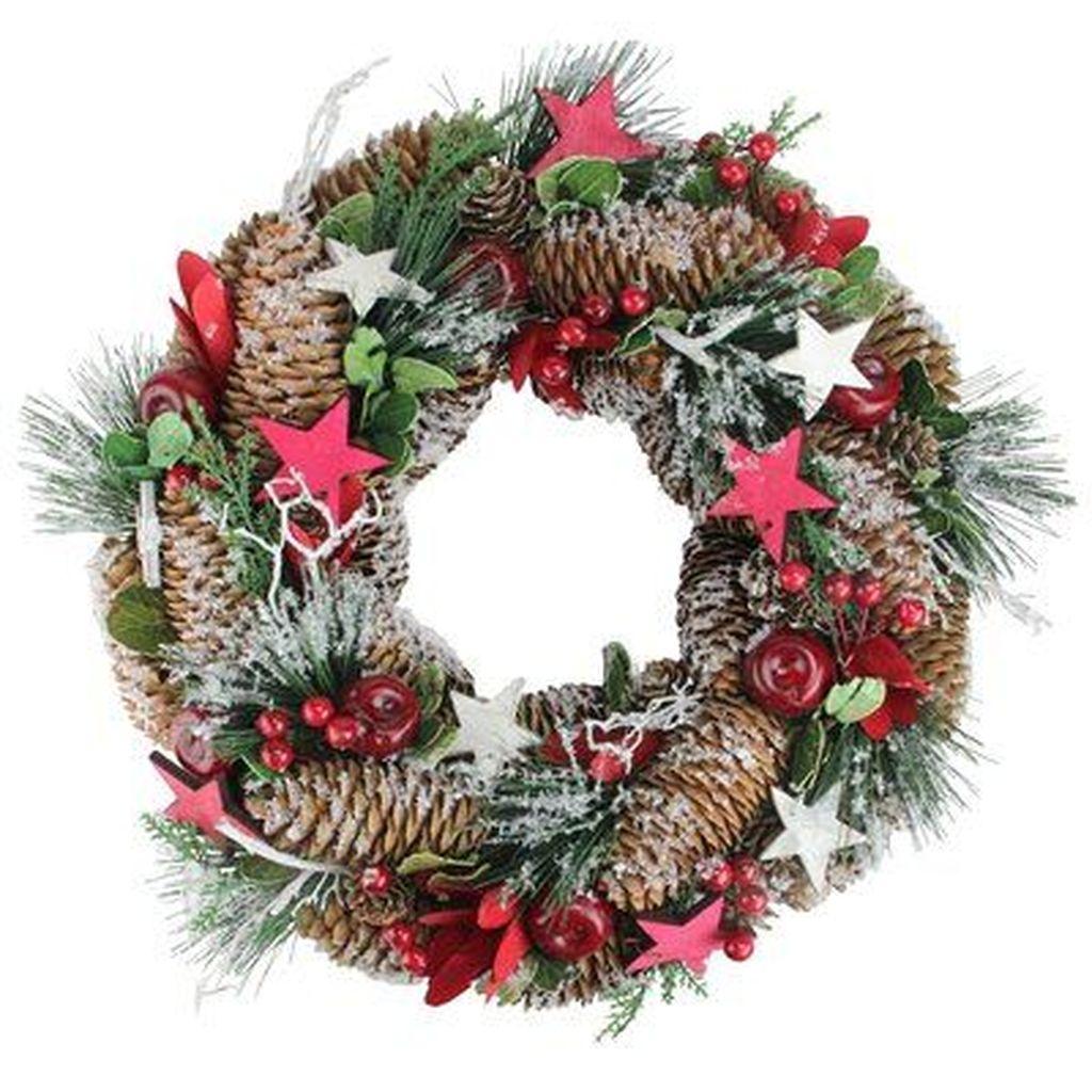 Fabulous Christmas Pine Cone Decorations 44