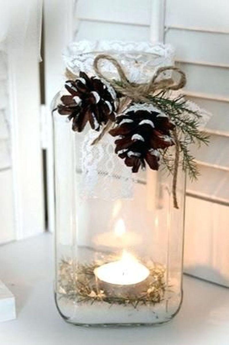 Fabulous Winter Lantern Centerpieces Ideas 02