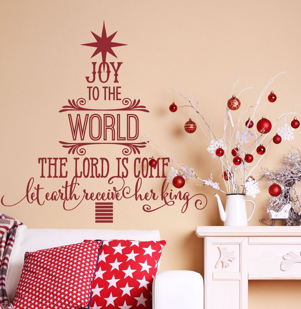 Lovely Christmas Wall Decor Ideas For Your Homes 01