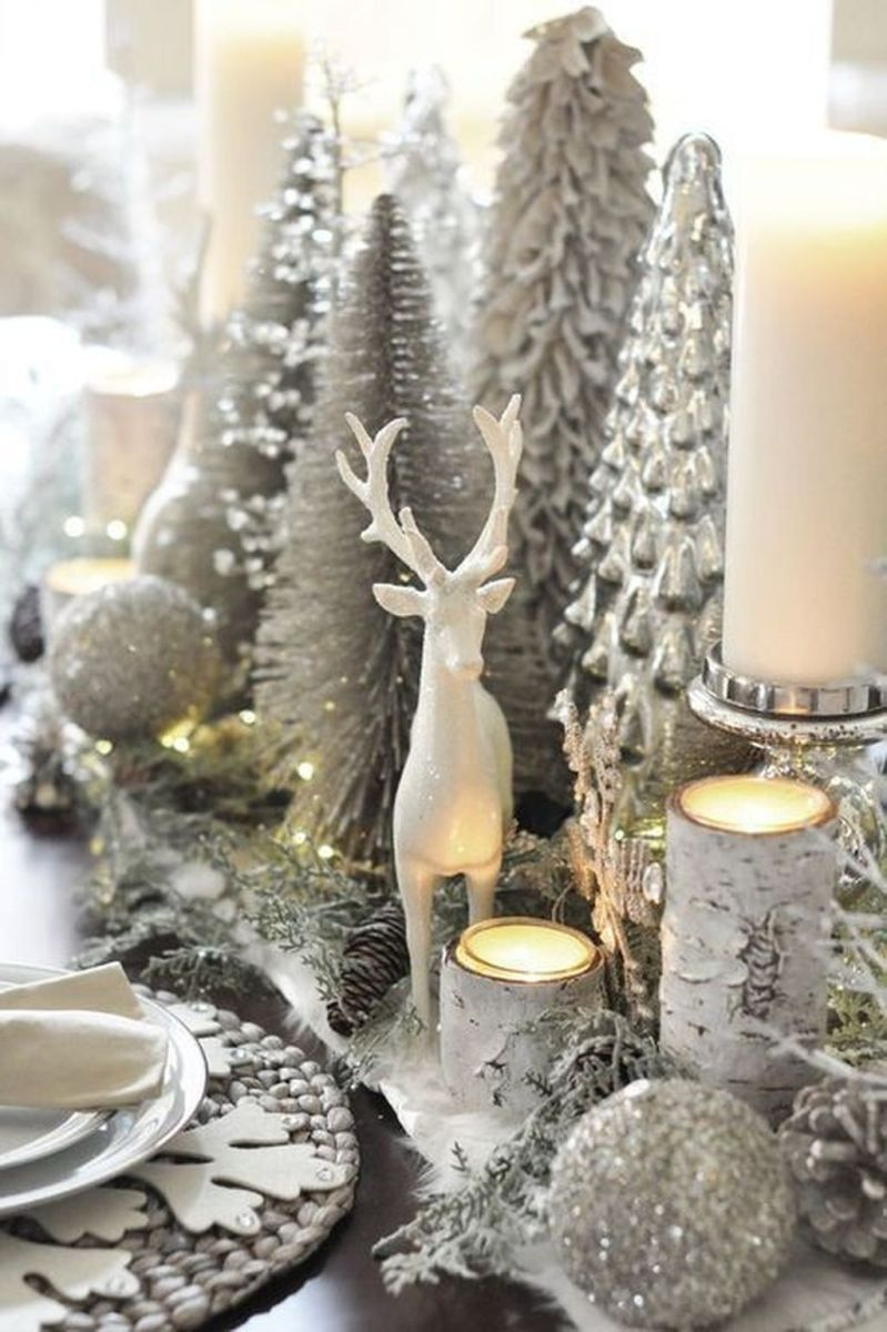 Lovely Winter Wonderland Home Decoration Ideas Look Beautiful 10