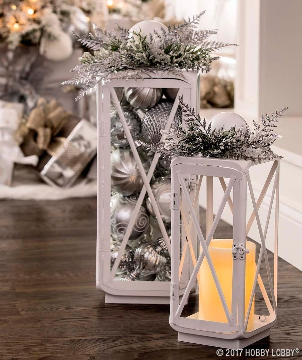 Popular Christmas Theme Apartment Decorations 28