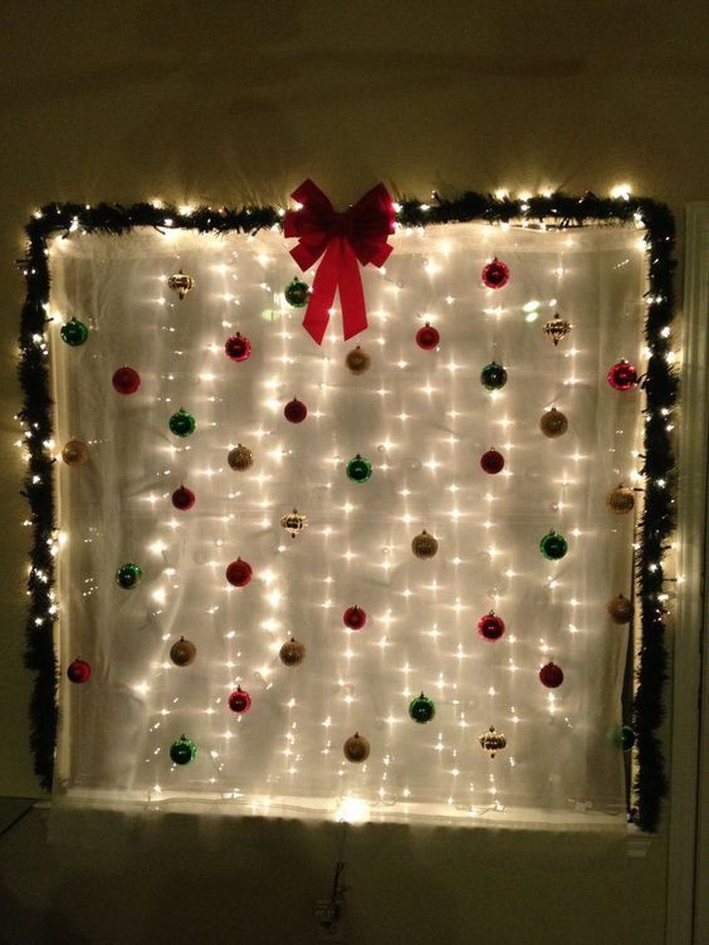 Popular Christmas Theme Apartment Decorations 38