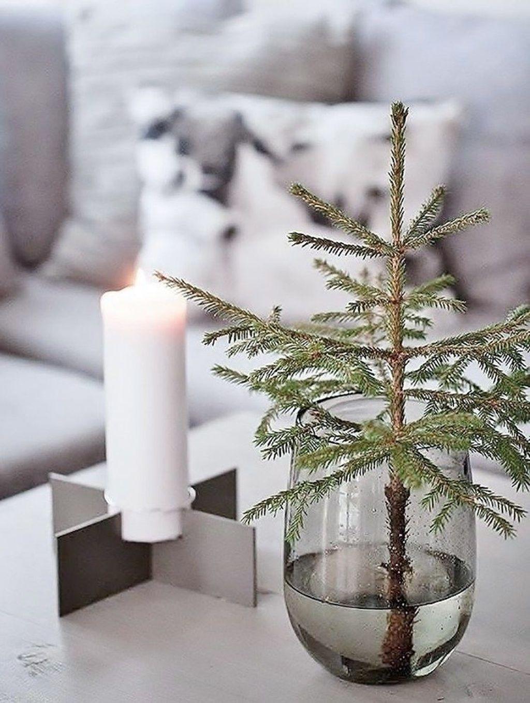 Popular Christmas Theme Coffee Table Decoration Ideas 34