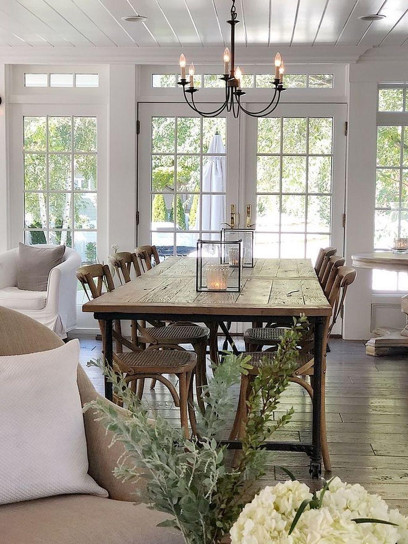 Admirable Dining Room Design Ideas 19