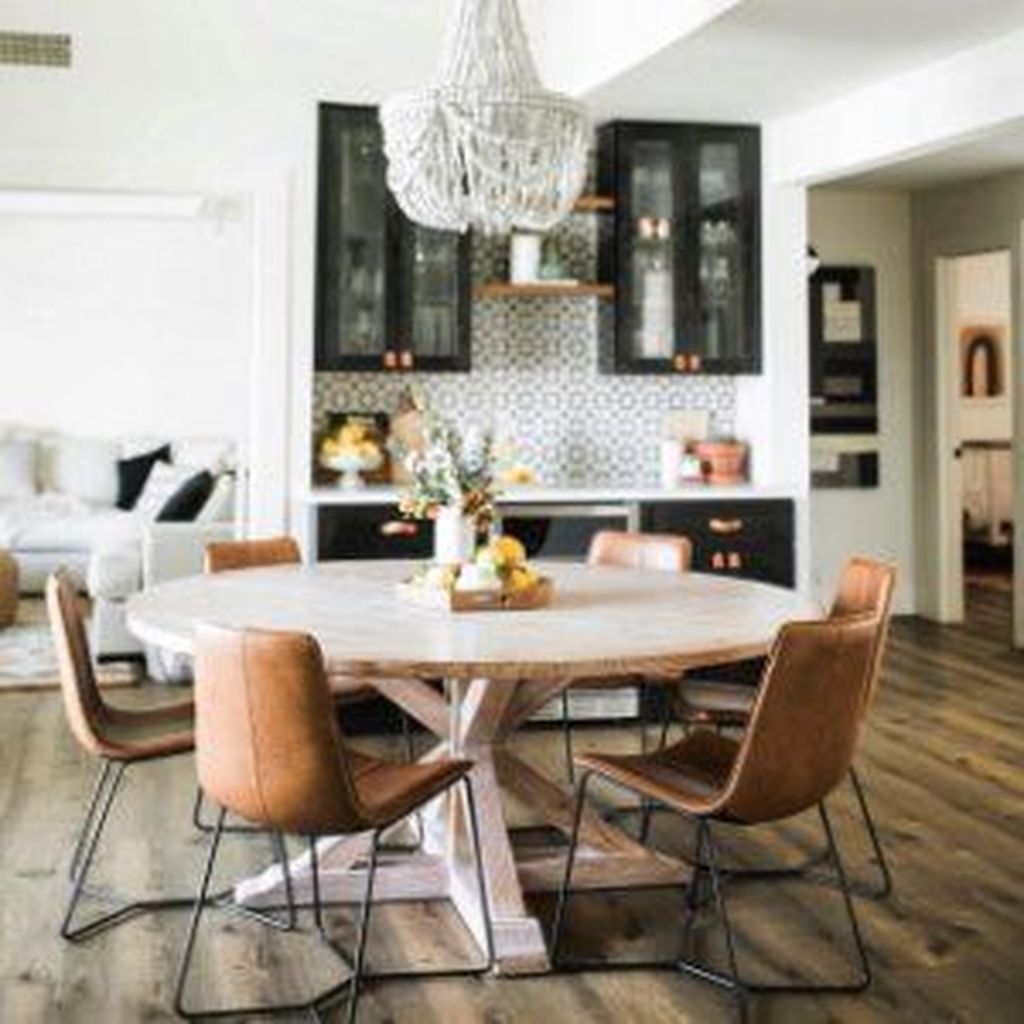 Admirable Dining Room Design Ideas 20