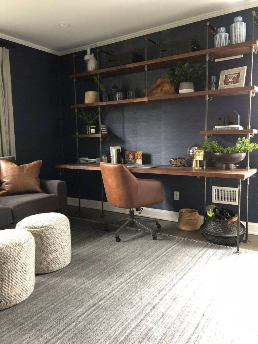 Admirable Modern Home Office Design Ideas That You Like 16