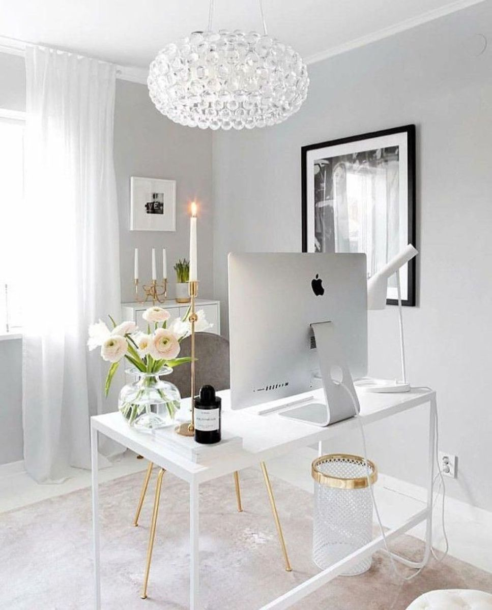 Admirable Modern Home Office Design Ideas That You Like 26