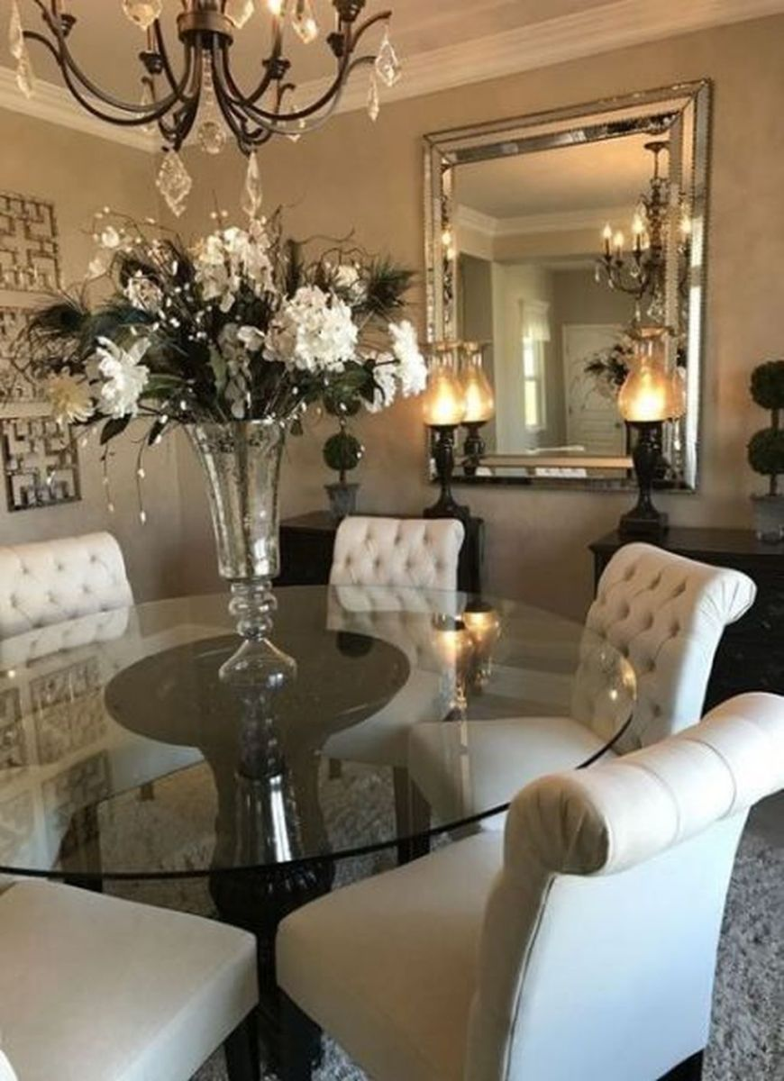 Amazing Wall Mirror Design Ideas For Dining Room Decor 01