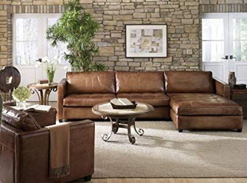 Awesome Leather Sofa Design Ideas 03