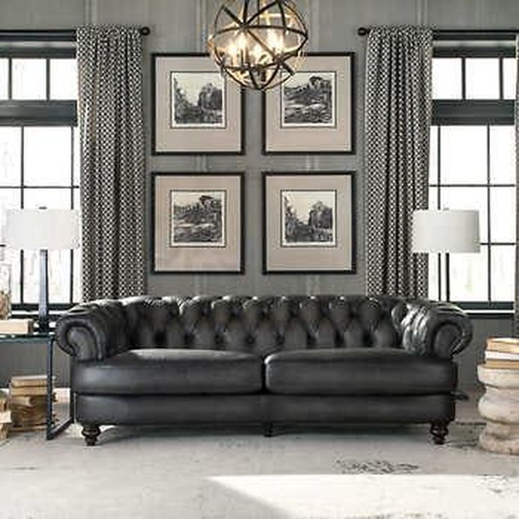 Awesome Leather Sofa Design Ideas 05