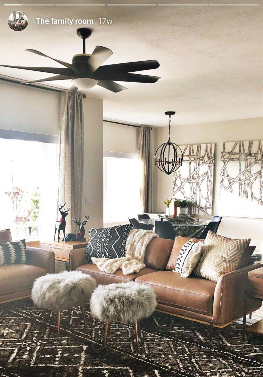 Awesome Leather Sofa Design Ideas 06