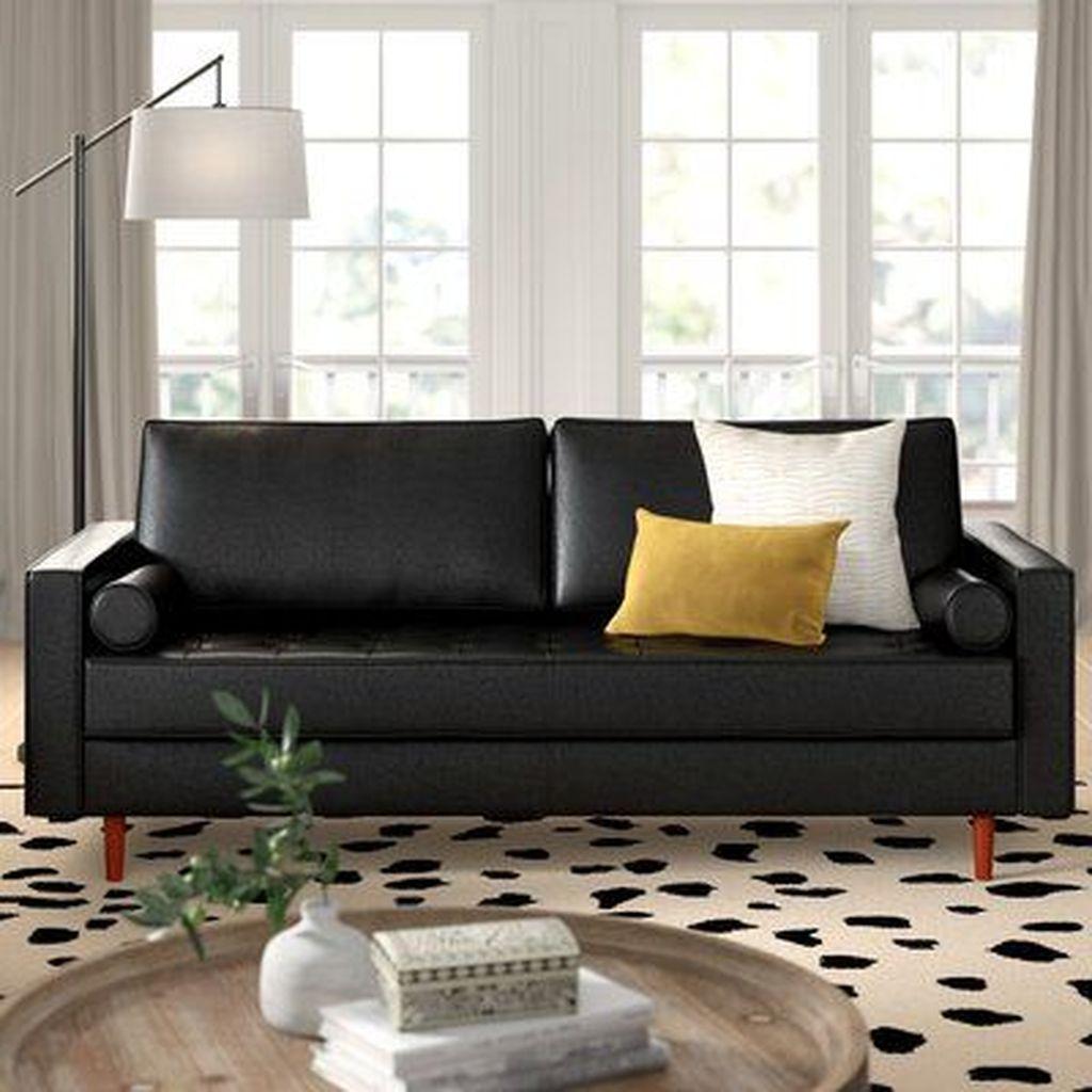 Awesome Leather Sofa Design Ideas 10