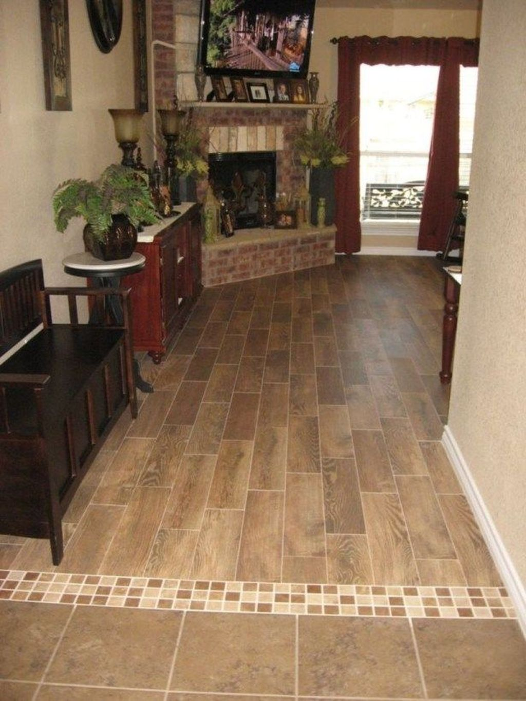 Awesome Wooden Tiles Flooring Ideas 01