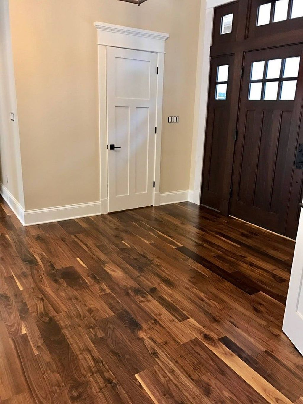 Awesome Wooden Tiles Flooring Ideas 09