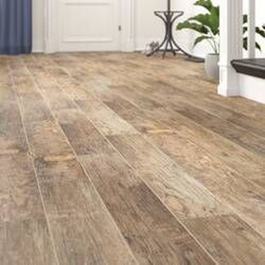 Awesome Wooden Tiles Flooring Ideas 17