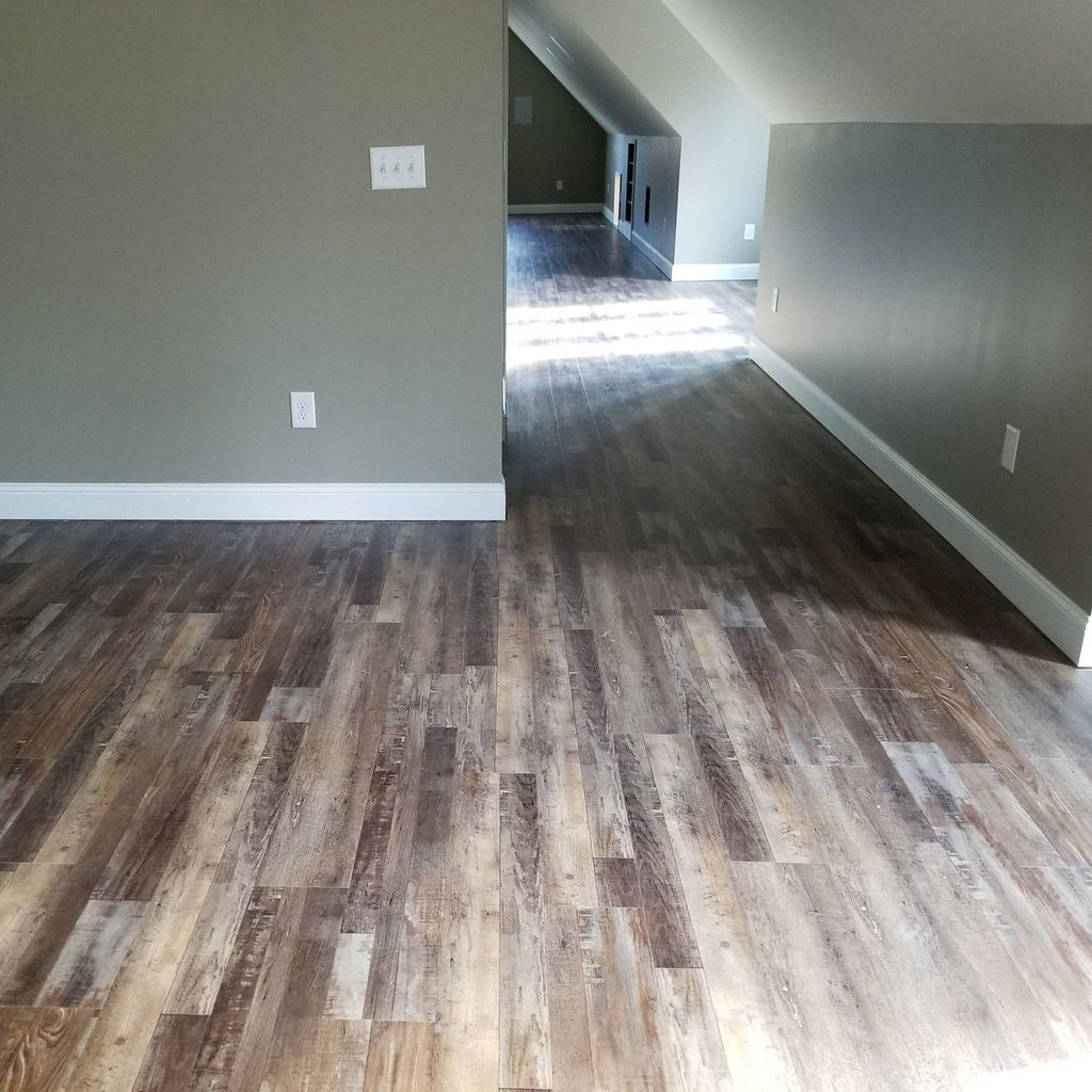 Awesome Wooden Tiles Flooring Ideas 18