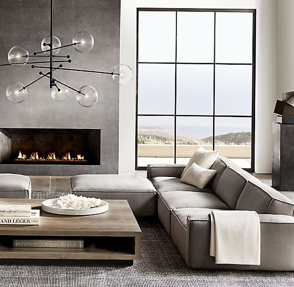 Beautiful Contemporary Living Room Decoration Ideas 04