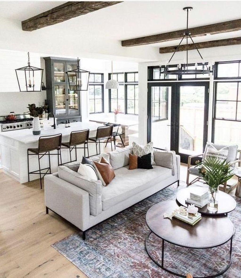 Beautiful Contemporary Living Room Decoration Ideas 12