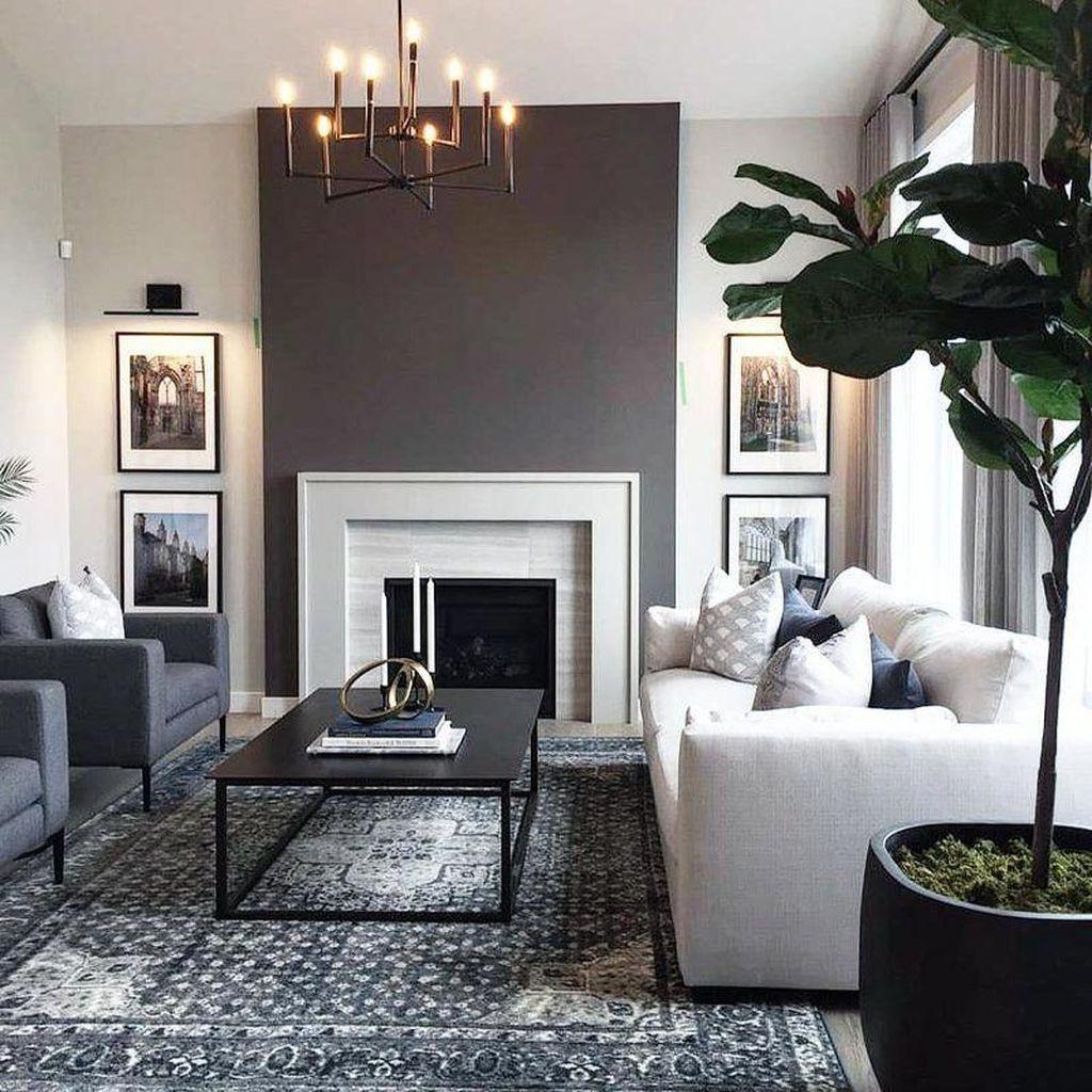 Beautiful Contemporary Living Room Decoration Ideas 13