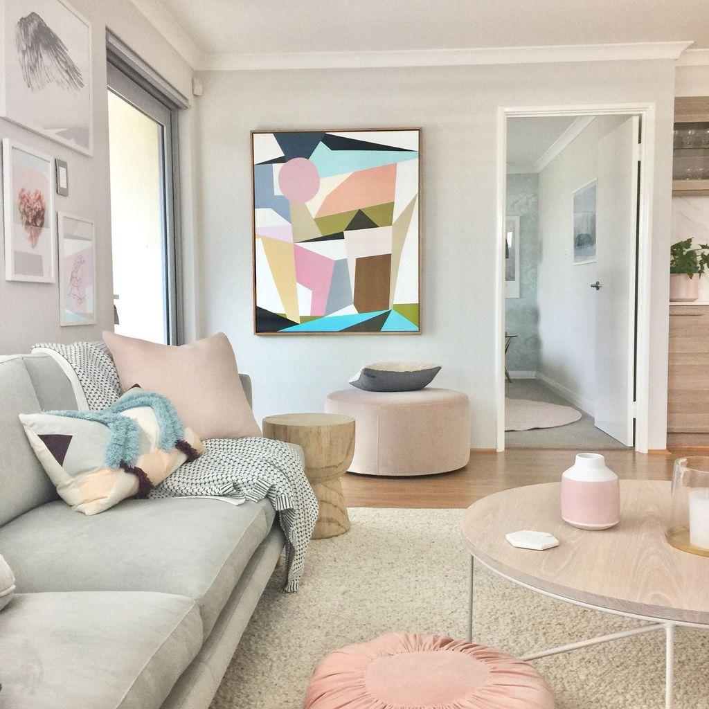 Beautiful Contemporary Living Room Decoration Ideas 23