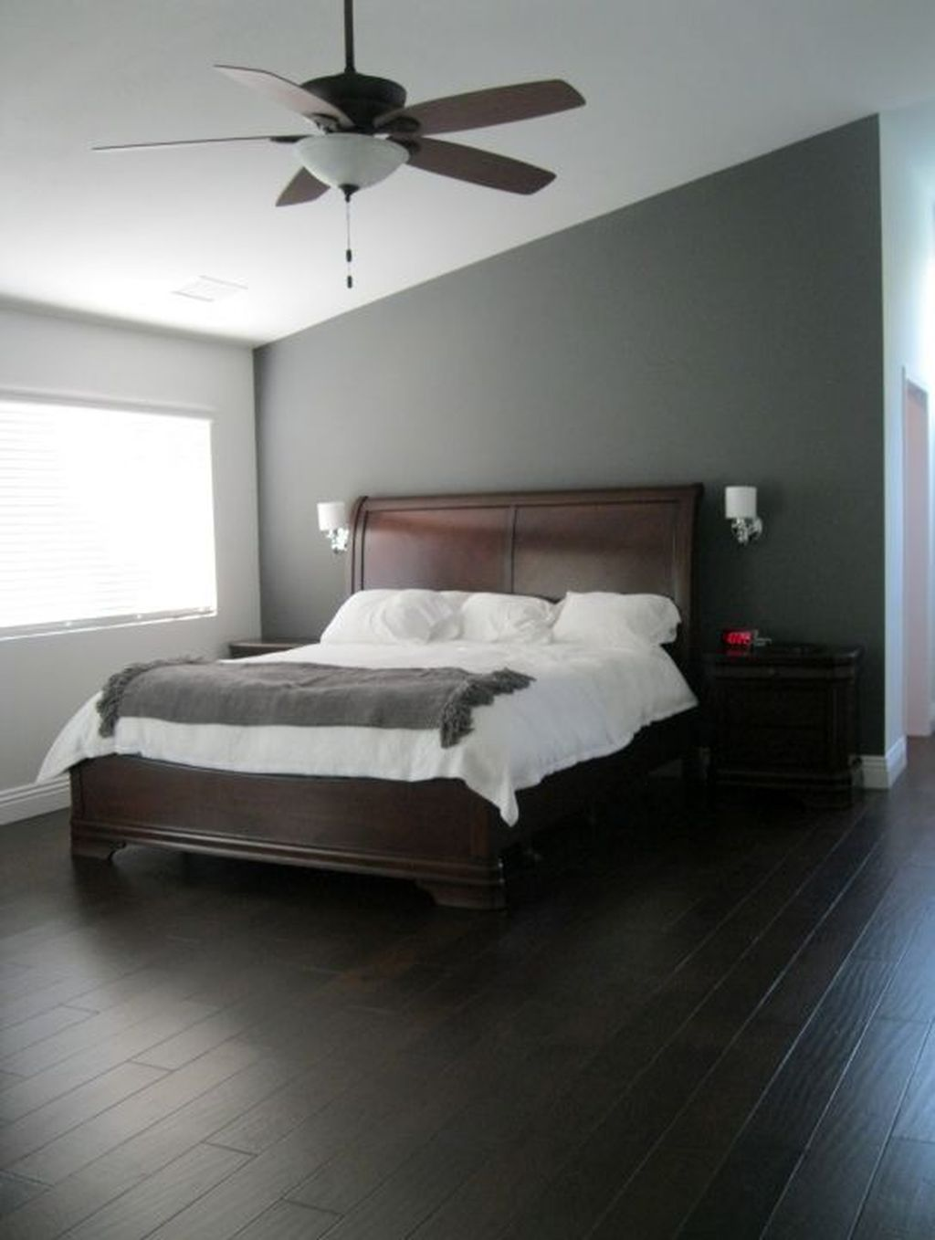 Beautiful Dark Wood Furniture Design Ideas For Your Bedroom 18