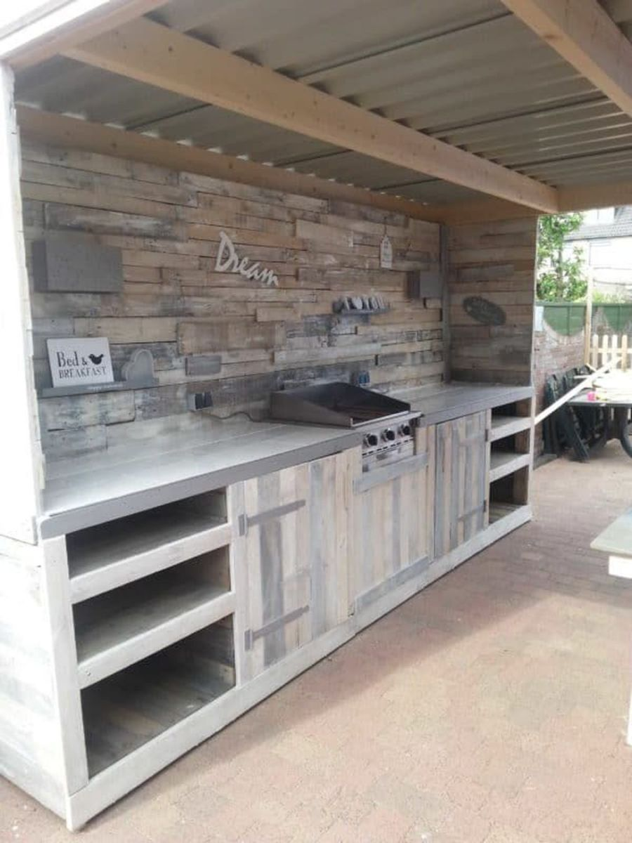 Fabulous Outdoor Kitchen Design Ideas You Must Have 12
