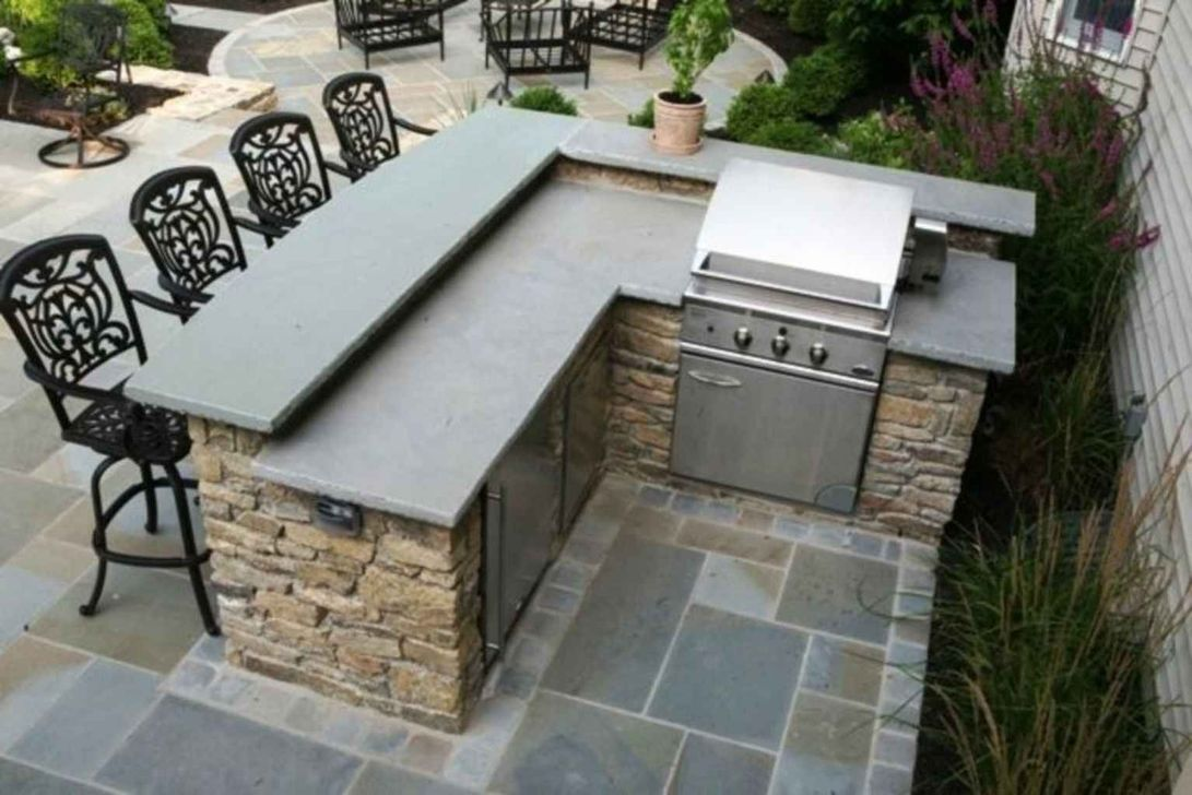 Fabulous Outdoor Kitchen Design Ideas You Must Have 21
