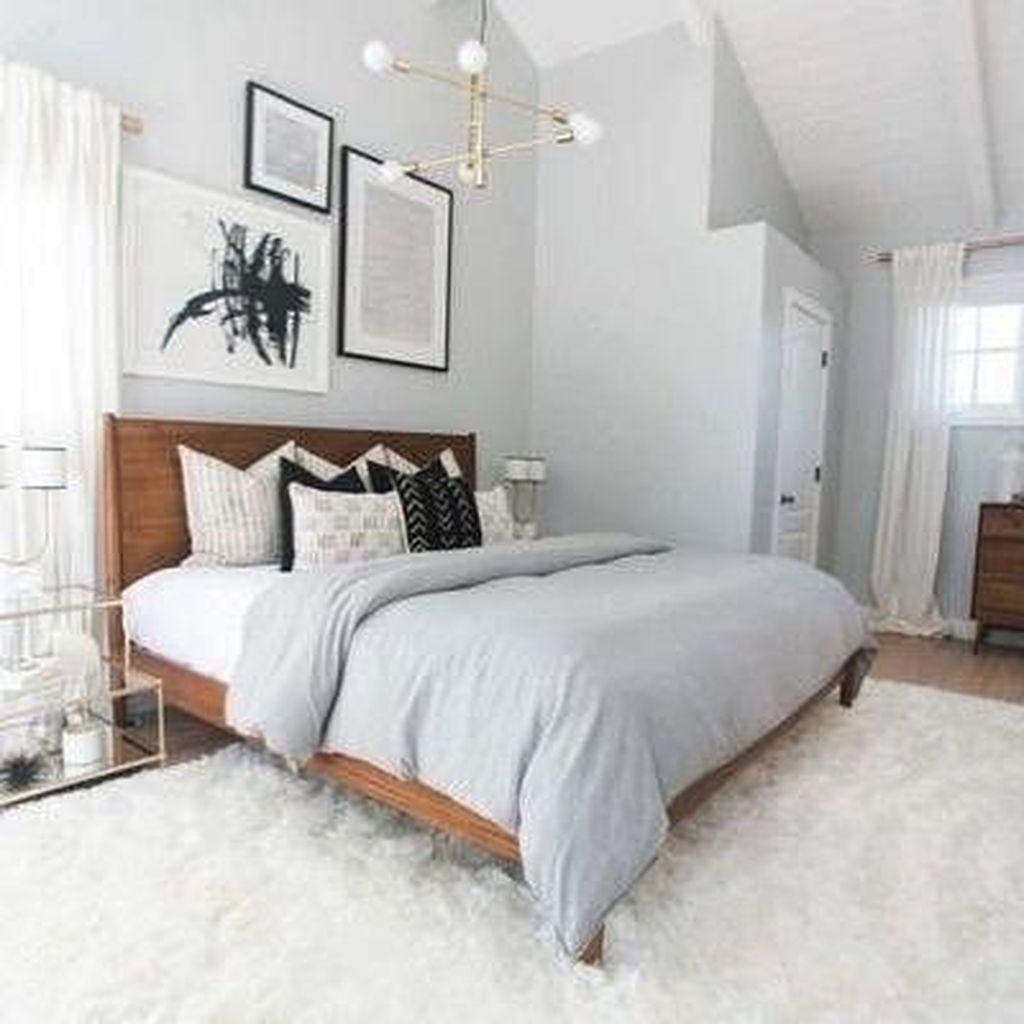 Fascinating Apartment Bedroom Decor Ideas 11