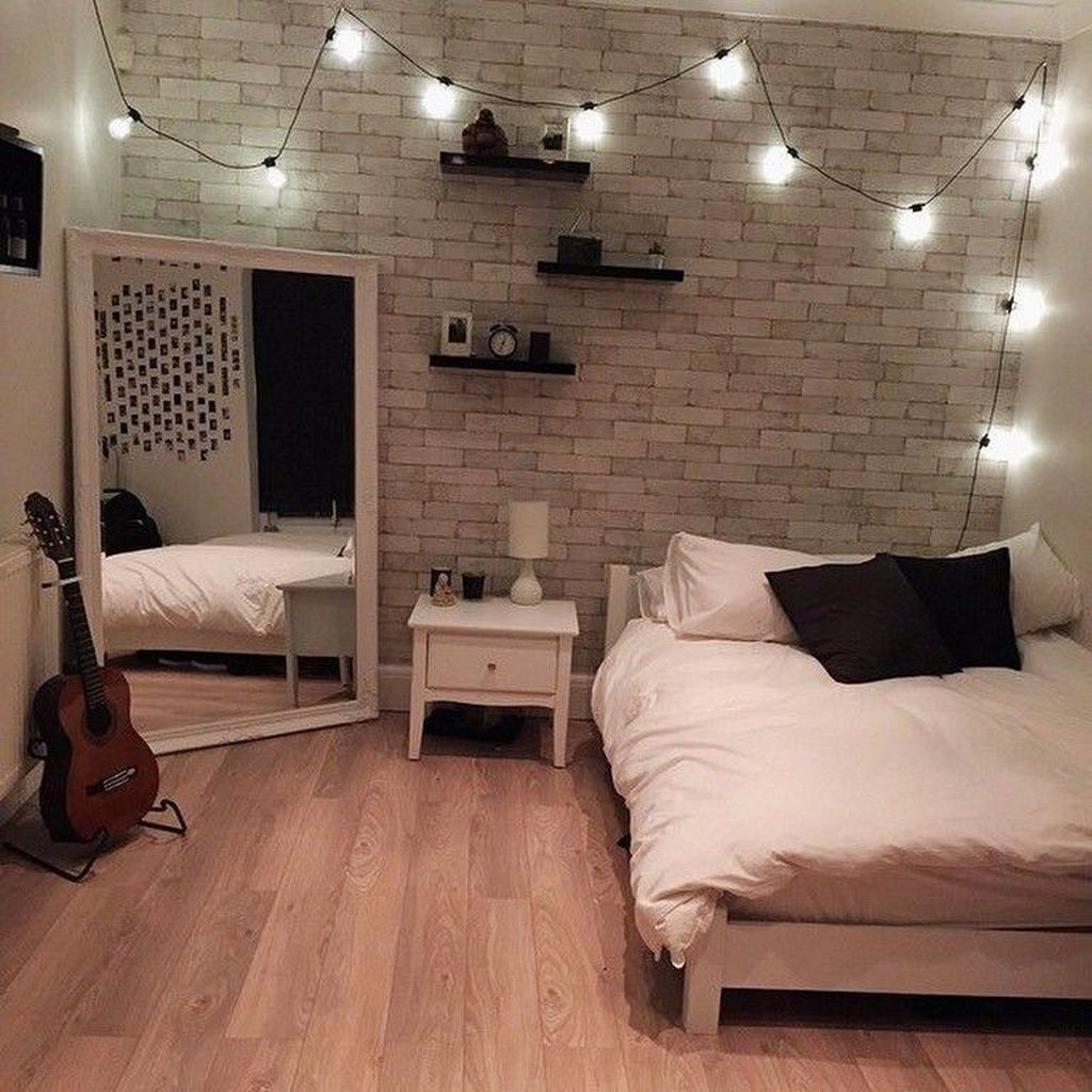 Fascinating Apartment Bedroom Decor Ideas 20