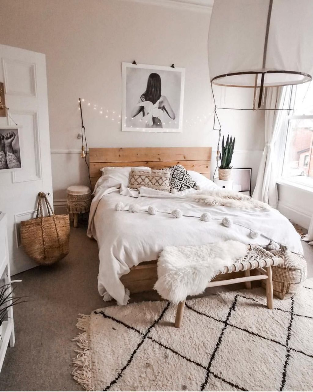 Fascinating Apartment Bedroom Decor Ideas 21