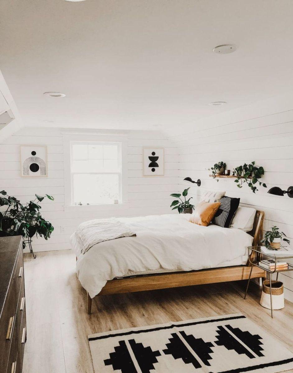 Fascinating Apartment Bedroom Decor Ideas 27