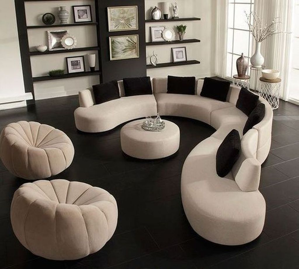 Gorgeous Modern Sofa Designs That You Definitely Like 01