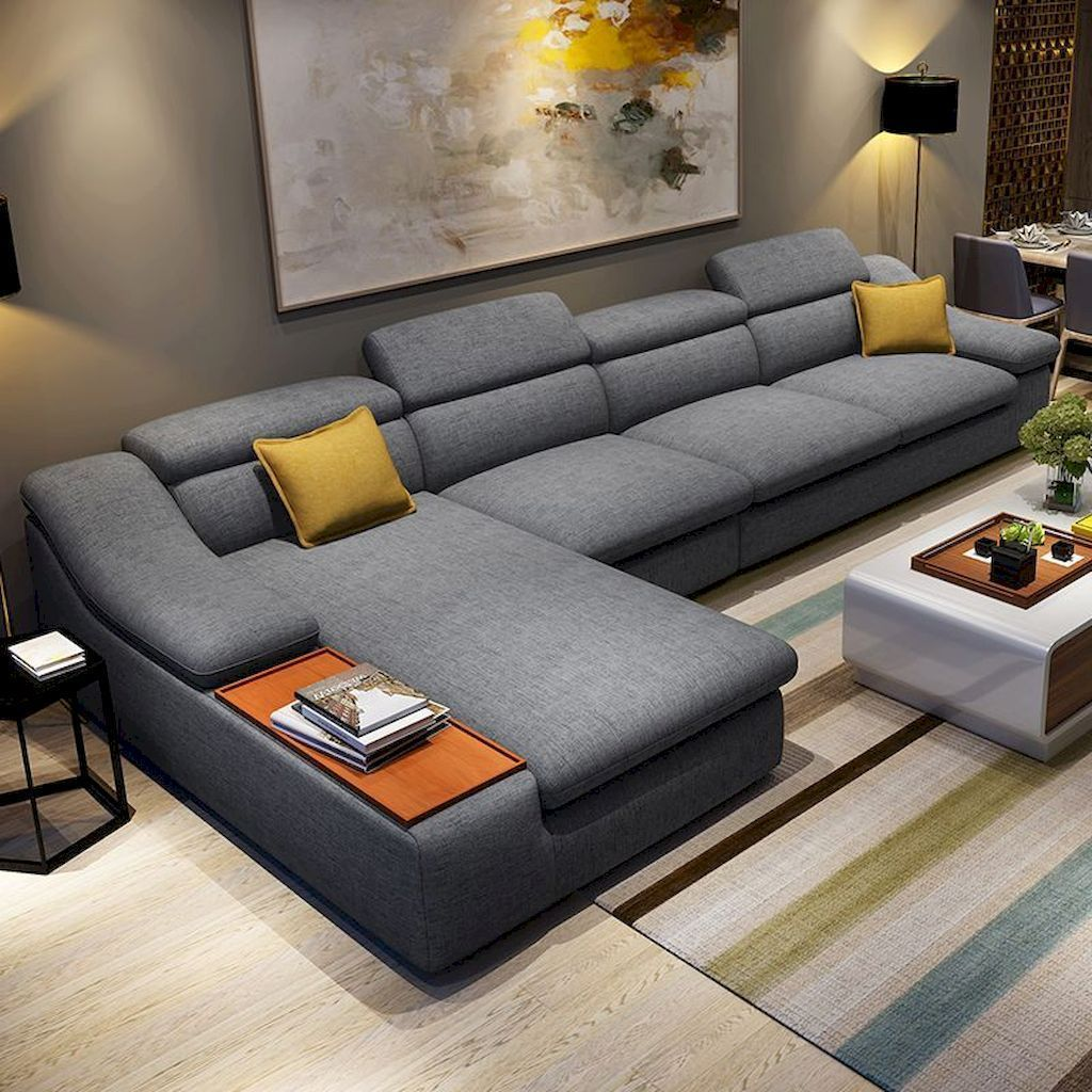 Gorgeous Modern Sofa Designs That You Definitely Like 04
