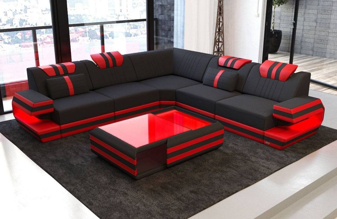 Gorgeous Modern Sofa Designs That You Definitely Like 16