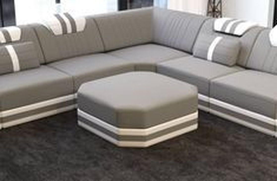 Gorgeous Modern Sofa Designs That You Definitely Like 21